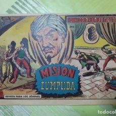 Tebeos: TEBEOS-COMICS CANDY - EL HIJO DE LA JUNGLA - Nº 61 - VALENCIANA 1956 - ORIGINAL *AA98. Lote 167407232