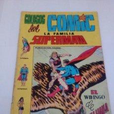 Tebeos: LOS COLOSOS DEL COMIC - LA FAMILIA SUPERMAN EL WIKINGO DE VALHALLA NUM 9. Lote 167999980