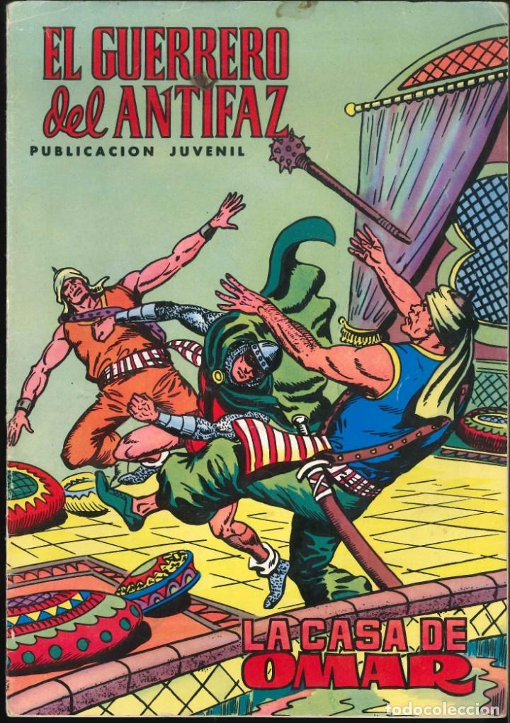 EL GUERRERO DEL ANTIFAZ NÚMERO 42 EDITORA VALENCIANA S.A. (Tebeos y Comics - Valenciana - Guerrero del Antifaz)