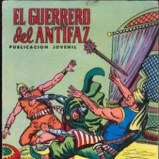 Tebeos: EL GUERRERO DEL ANTIFAZ NÚMERO 42 EDITORA VALENCIANA S.A.. Lote 168020384