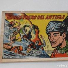 Tebeos: EL GUERRERO DEL ANTIFAZ Nº 604, ORIGINAL. Lote 168079728