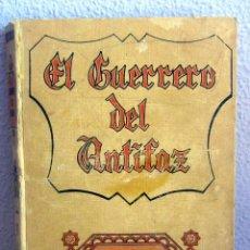 Tebeos: EL GUERRERO DEL ANTIFAZ TOMO Nº 1 EDITORIAL VALENCIANA.1973 . Lote 168570052