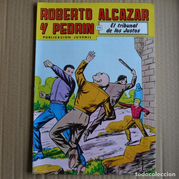 ROBERTO ALCAZAR Y PEDRIN, Nº 269. VALENCIANA 1981. LITERACOMIC.C2 (Tebeos y Comics - Valenciana - Roberto Alcázar y Pedrín)