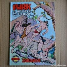 Tebeos: PURK, EL HOMBRE DE PIEDRA, Nº 67. VALENCIANA 1975. LITERACOMIC. C2. Lote 168707884
