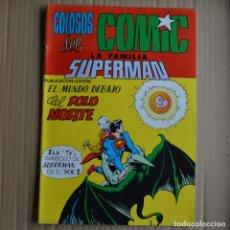 BDs: LA FAMILIA SUPERMAN, Nº 10. COLOSOS DEL COMIC. LITERACOMIC. C2.. Lote 168708384