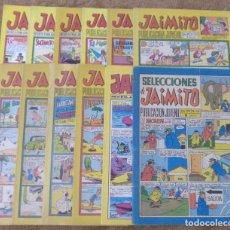 Tebeos: JAIMITO Nº 870, 895, 915, 965, 987, 1017, 1024, 1053, 1063, 1084, 1541 Y 163 (VALENCIANA 1966/79). Lote 143695010