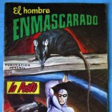 Tebeos: EL HOMBRE ENMASCARADO Nº 17 - COLOSOS DEL COMIC ''LA PESTE'' VALENCIANA 1979 . Lote 168745224