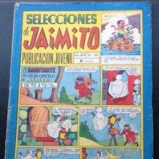 Tebeos: SELECCIONES DE JAIMITO Nº 149. Lote 216641901