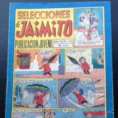 Tebeos: SELECCIONES DE JAIMITO Nº 135. Lote 216641885