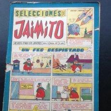 Tebeos: SELECCIONES DE JAIMITO Nº 47. Lote 168756264