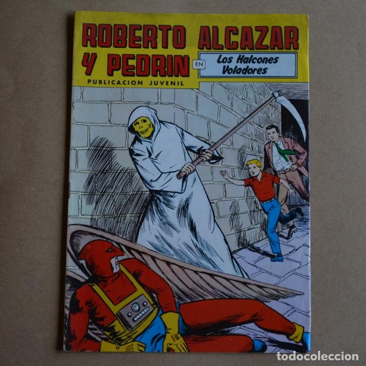 ROBERTO ALCAZAR Y PEDRIN, Nº 262. VALENCIANA 1981. LITERACOMIC.C2 (Tebeos y Comics - Valenciana - Roberto Alcázar y Pedrín)