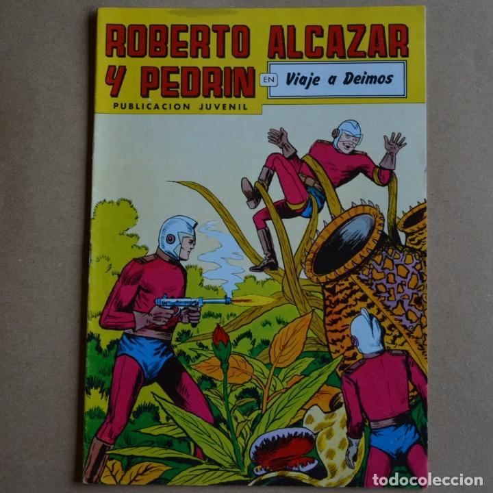 ROBERTO ALCAZAR Y PEDRIN, Nº 265. VALENCIANA 1981. LITERACOMIC.C2 (Tebeos y Comics - Valenciana - Roberto Alcázar y Pedrín)