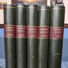 Tebeos: ROBERTO ALCAZAR Y PEDRIN (120 NUMEROS) + ROBERTO ALCAZAR EXTRA (20 NUMEROS) - VAÑO (VALENCIANA 1976). Lote 168822756