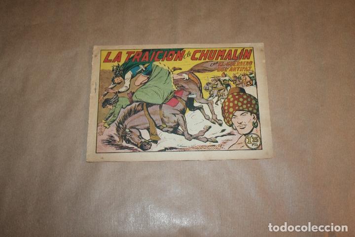EL GUERRERO DEL ANTIFAZ Nº 200, EDITORIAL VALENCIANA (Tebeos y Comics - Valenciana - Guerrero del Antifaz)