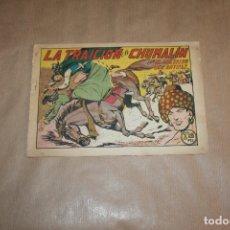 Tebeos: EL GUERRERO DEL ANTIFAZ Nº 200, EDITORIAL VALENCIANA. Lote 169220488