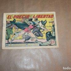 Tebeos: EL GUERRERO DEL ANTIFAZ Nº 196, EDITORIAL VALENCIANA. Lote 169220540