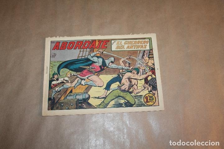 EL GUERRERO DEL ANTIFAZ Nº 185, EDITORIAL VALENCIANA (Tebeos y Comics - Valenciana - Guerrero del Antifaz)