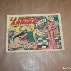 Tebeos: EL GUERRERO DEL ANTIFAZ Nº 175, EDITORIAL VALENCIANA. Lote 169220680