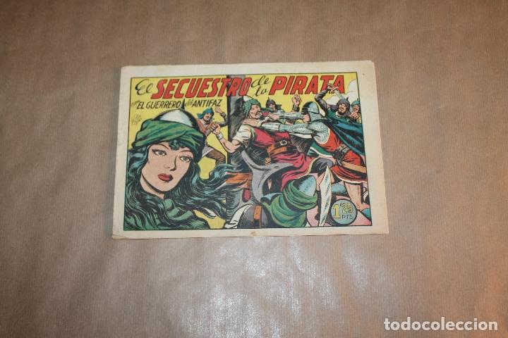 EL GUERRERO DEL ANTIFAZ Nº 169, EDITORIAL VALENCIANA (Tebeos y Comics - Valenciana - Guerrero del Antifaz)