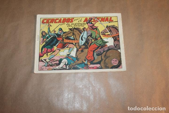 EL GUERRERO DEL ANTIFAZ Nº 157, EDITORIAL VALENCIANA (Tebeos y Comics - Valenciana - Guerrero del Antifaz)