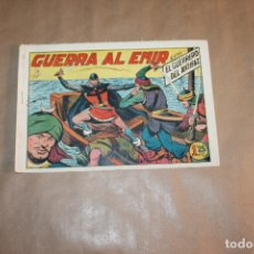 Tebeos: EL GUERRERO DEL ANTIFAZ Nº 153, EDITORIAL VALENCIANA. Lote 169220924