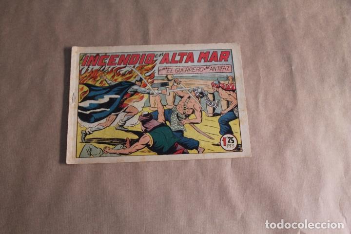 EL GUERRERO DEL ANTIFAZ Nº 137, EDITORIAL VALENCIANA (Tebeos y Comics - Valenciana - Guerrero del Antifaz)