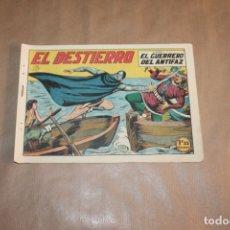 Tebeos: EL GUERRERO DEL ANTIFAZ Nº 133, EDITORIAL VALENCIANA. Lote 169221356