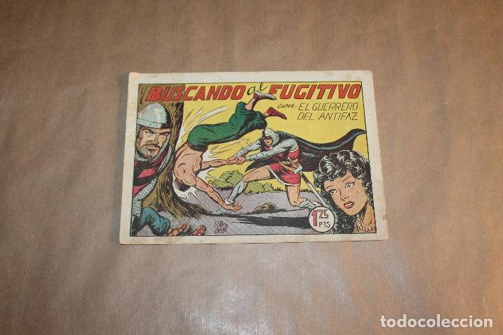 EL GUERRERO DEL ANTIFAZ Nº 129, EDITORIAL VALENCIANA (Tebeos y Comics - Valenciana - Guerrero del Antifaz)