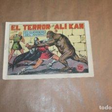 Tebeos: EL GUERRERO DEL ANTIFAZ Nº 125, EDITORIAL VALENCIANA. Lote 169221516