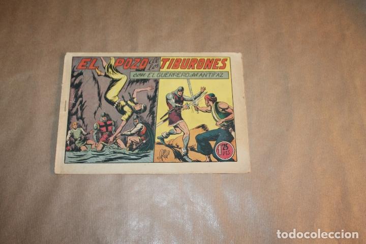 EL GUERRERO DEL ANTIFAZ Nº 117, EDITORIAL VALENCIANA (Tebeos y Comics - Valenciana - Guerrero del Antifaz)