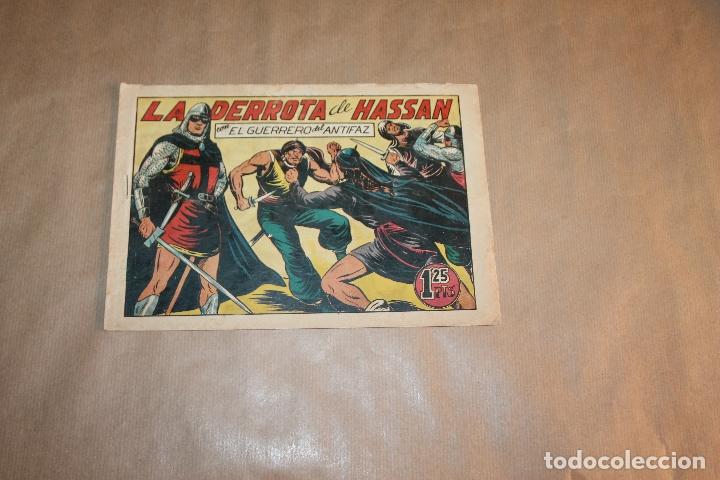 EL GUERRERO DEL ANTIFAZ Nº 111, EDITORIAL VALENCIANA (Tebeos y Comics - Valenciana - Guerrero del Antifaz)