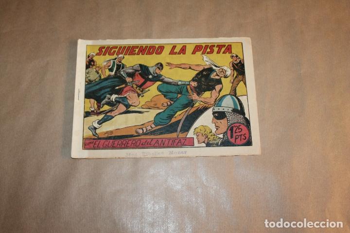 EL GUERRERO DEL ANTIFAZ Nº 98, EDITORIAL VALENCIANA (Tebeos y Comics - Valenciana - Guerrero del Antifaz)
