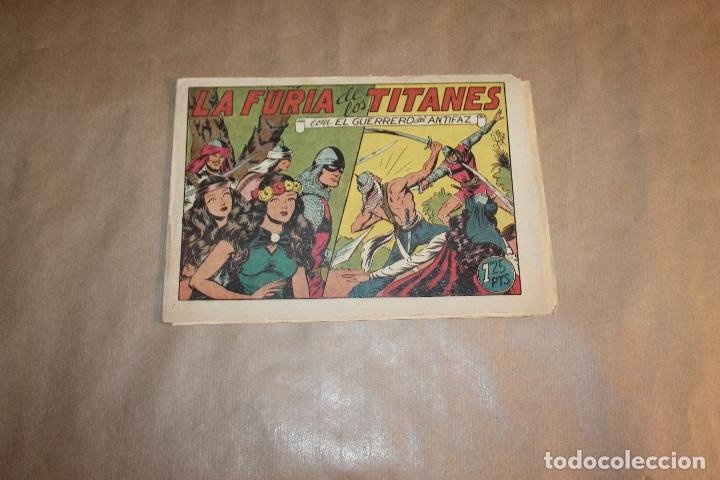 EL GUERRERO DEL ANTIFAZ Nº 92, EDITORIAL VALENCIANA (Tebeos y Comics - Valenciana - Guerrero del Antifaz)