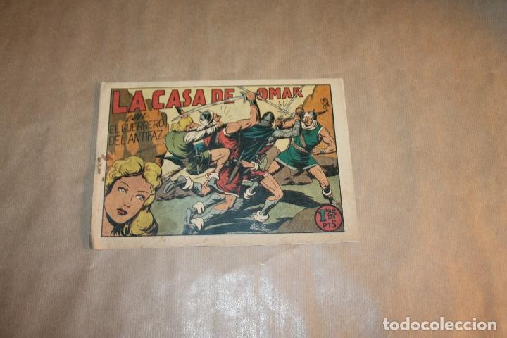 EL GUERRERO DEL ANTIFAZ Nº 75, EDITORIAL VALENCIANA (Tebeos y Comics - Valenciana - Guerrero del Antifaz)