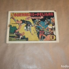 Tebeos: EL GUERRERO DEL ANTIFAZ Nº 65, EDITORIAL VALENCIANA. Lote 169222332