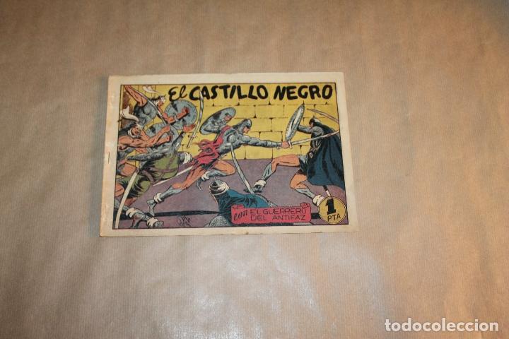 EL GUERRERO DEL ANTIFAZ Nº 61, EDITORIAL VALENCIANA (Tebeos y Comics - Valenciana - Guerrero del Antifaz)