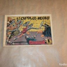Tebeos: EL GUERRERO DEL ANTIFAZ Nº 61, EDITORIAL VALENCIANA. Lote 169222420