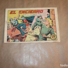 Tebeos: EL GUERRERO DEL ANTIFAZ Nº 140, EDITORIAL VALENCIANA. Lote 169222792