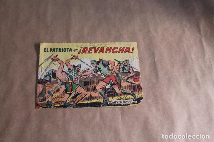 EL PATRIOTA Nº 3, EDITORIAL VALENCIANA (Tebeos y Comics - Valenciana - Otros)