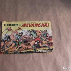 Tebeos: EL PATRIOTA Nº 3, EDITORIAL VALENCIANA. Lote 169330132