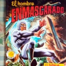 Tebeos: EL HOMBRE ENMASCARADO-COLOSOS DEL CÓMIC- Nº 52 -ÚLT.COLEC-GEORGES BESS-MUY DIFÍCIL-LEAN-3163. Lote 195254808