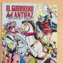 EL GUERRERO DEL ANTIFAZ - HORDAS ASIATICAS. VALENCIANA. NUM 329. 1978