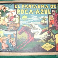 Tebeos: ROBERTO ALCAZAR EL FANTASMA DE ROCA AZUL 12 ORIGINAL CJ 22. Lote 170322520