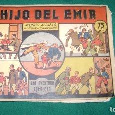 Tebeos: ROBERTO ALCAZAR 23 EL HIJO DEL EMIR PRIMERA EDICION ORIGINAL CJ 22. Lote 170322724