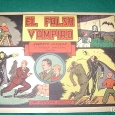 Tebeos: ROBERTO ALCAZAR 30 EL FALSO VAMPIRO ORIGINAL CJ 22. Lote 170322844