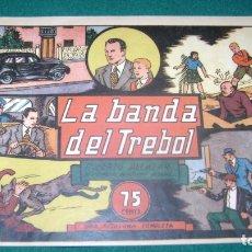 Tebeos: ROBERTO ALCAZAR 32 LA BANDA DEL TREBOL PRIMERA EDICION ORIGINAL CJ 22. Lote 170322880