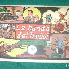 Tebeos: ROBERTO ALCAZAR 32 LA BANDA DEL TREBOL ORIGINAL CJ 22. Lote 170322892