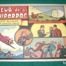 Tebeos: ROBERTO ALCAZAR 34 EL CLUB DE LOS CACHIPORRAS ORIGINAL CJ 22. Lote 170322916