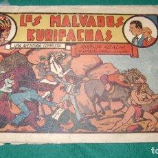 Tebeos: ROBERTO ALCAZAR 41 LOS MALVADOS KURIPACHAS ORIGINAL CJ 22. Lote 170323012