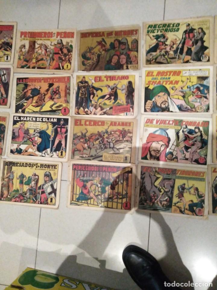 Tebeos: Lote 45 comics diferentes - Foto 2 - 170365588